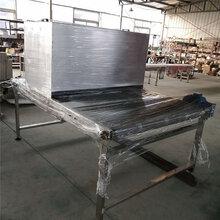 供应济宁xr269不锈钢输送带金属网链输送机链板传送带图片