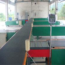 厂家供应xr266小型喷码机流水线车间生产流水线快递分拣输送机图片