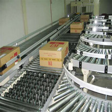 供应xr物流快递自动分拣输送机电商打包流水线食品生产输送机图片