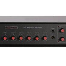 MP210PMP310PMP610PMP1010P帶前置帶分區廣播功放