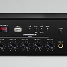 MP210UMP310UMP610U帶前置帶分區廣播功放