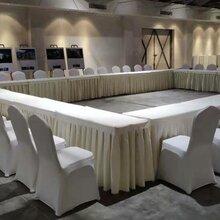 上海會展服務宴會桌椅折疊椅鐵馬屏風家具租賃