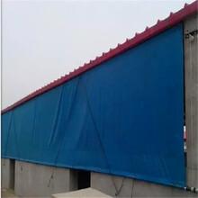 广东防水卷帘布牛用窗帘布篷帆卷帘布养殖厂卷帘布图片