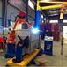 廣州創研IRB-1410智能型充氣柜機器人焊接系統電力柜焊接設備