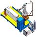 廣州創研IRB-1400智能型充氣柜機器人焊接系統電力自動化焊接設備