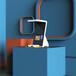 智慧餐臺系統自助結算臺戈子科技視覺識別結算臺