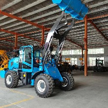 新款30工程裝載機四驅小型鏟車四驅碟剎小型裝載機廠家