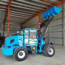 四驅工程裝載機小型工程鏟車建筑用小鏟車山獅重工廠家地址