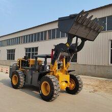 小型工程裝載機四驅矮體鏟車四驅小型鏟車山東裝載機廠家
