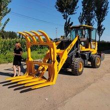新款30小型工程鏟車小型四驅碟剎工程裝載機山東廠家包郵