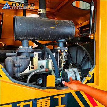 日力重工鏟車攪拌機參數a建筑工地使用價格實惠