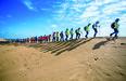 沙漠徒步團建,戶外挑戰賽