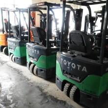 襄陽二手電動叉車市場圖片