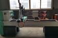 山东万方数控车拉铣槽一体机木工车床改进版效率高