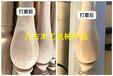 木制樓梯羅馬柱砂光機木工立柱打磨機萬方全自動樓梯柱打磨機