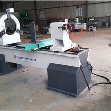 非洲鼓腰鼓加工要用穩定厚重的萬方數控木工車床