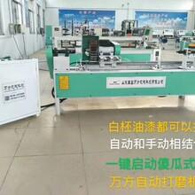 花一臺機器的錢等于買了兩臺機器的效率萬方自動立柱打磨機