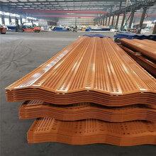 建筑材料金属三峰防风网厂家