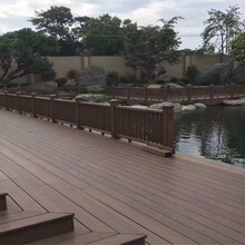 成都木塑地板厚度2530mm量大可定制图片