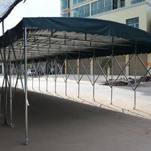 瑶海区定做雨棚厂家户外活动遮雨棚移动仓库货物雨棚排档烧烤蓬图片