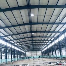 直銷二手鋼結構廠房搭建各種鋼結構廠房承接鋼結構工程圖片