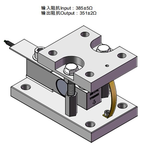 湖北平台立罐子称重模块反应釜秤重系统自动控制模块