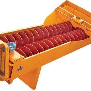 螺旋洗砂机细砂回收机泥沙分离机图片4
