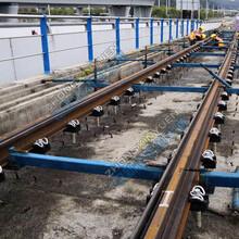 中新运城际有轨电车钢轨支撑架生产