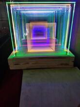 包頭單向透視玻璃廠家圖片