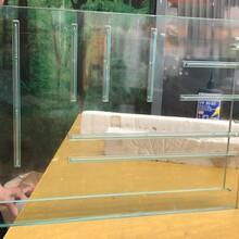 西安家具道具玻璃定制厂家图片