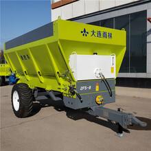 大連雨林干濕糞肥撒糞機有機肥撒肥車施肥機械圖片