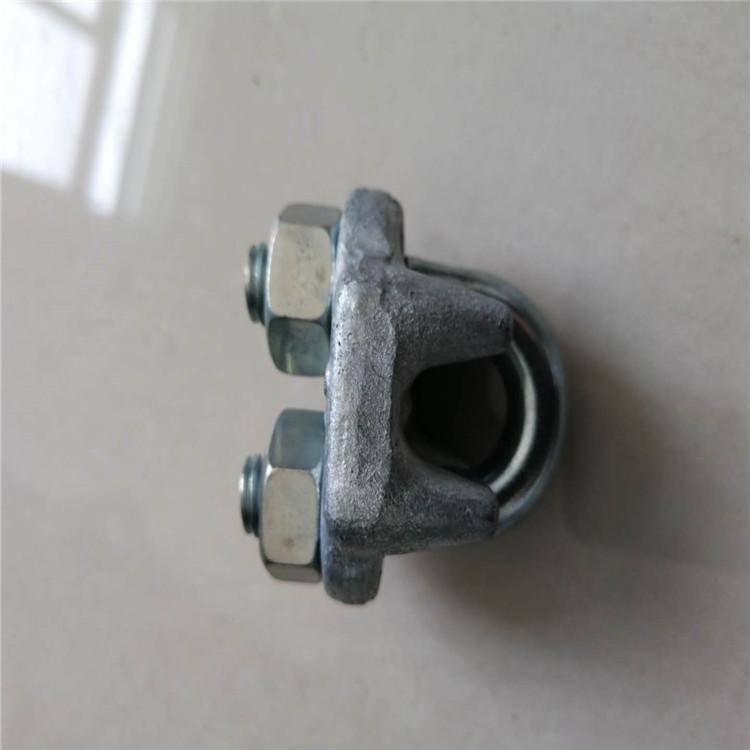 河南安阳厂家直销花篮螺丝模锻板式花兰螺丝报价