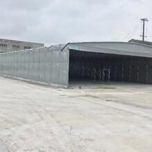 海南供应推拉雨棚安全可靠图片