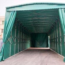 旺达蓬业物流仓库移动推拉棚,河南优质仓库棚效果图图片