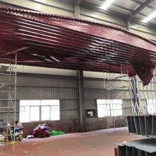 旺达蓬业活动雨棚,深圳自动雨蓬价格实惠图片