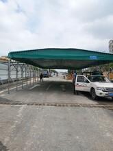 遮阳雨棚户外仓库蓬,浙江户外蓬生产厂家图片