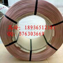 江蘇直銷出口回火輪胎鋼絲優質高碳風管紅銅鋼絲哪里有