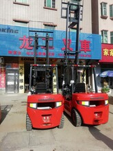 中山電動叉車價格圖片