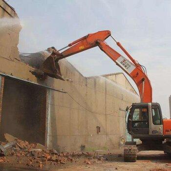 通州区建筑物违章拆除步骤