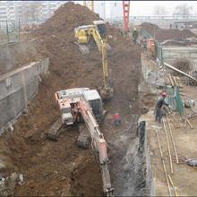闵行区挖土施工价格图片