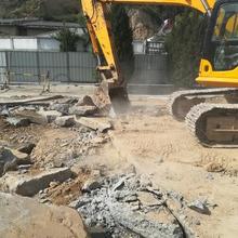 黄浦区地坪混凝土破碎服务图片