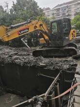 太仓小区污水管改造图片