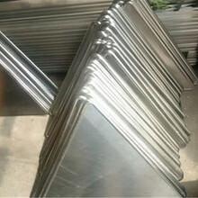 萊西廠家供應鋁標牌半成品圖片