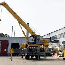 洛陽12噸重汽汽車吊供貨商圖片