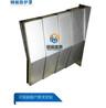 不銹鋼鋼板伸縮式導軌機床鋼板防護罩