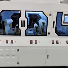 分划板自动擦拭清洗设备模拟人工擦拭分划板擦拭机图片