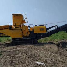 天津土壤修复一体机出租图片