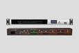 廣州音箱設備數字音頻媒體矩陣(16進12出)DSP1612