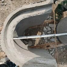 高平混凝土U型渠槽廠家批發圖片