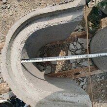 忻州混凝土U型渠槽價格圖片